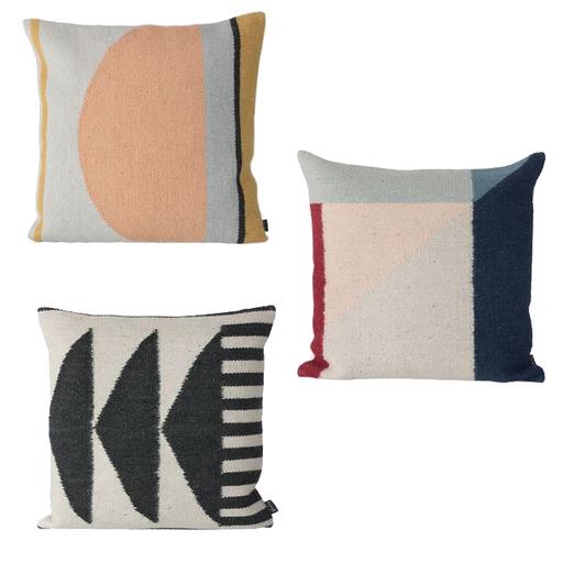 Ferm Living Kelim Cushion