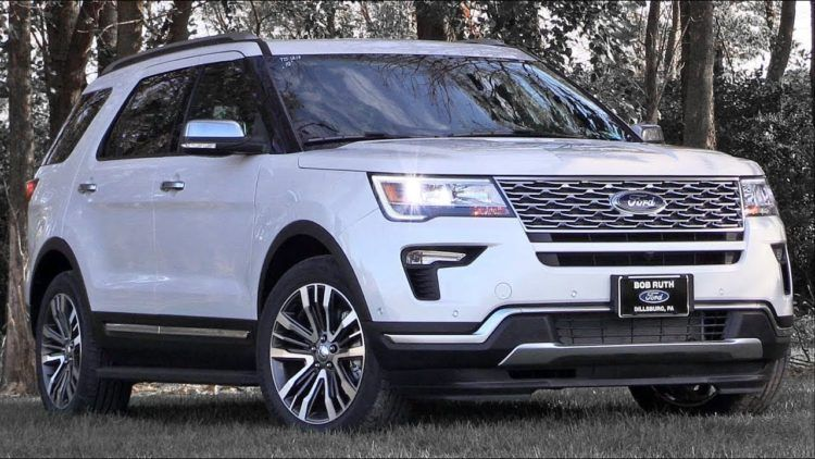 The Top 20 Midsize Suvs For 2019 Ford Explorer 2019 Ford