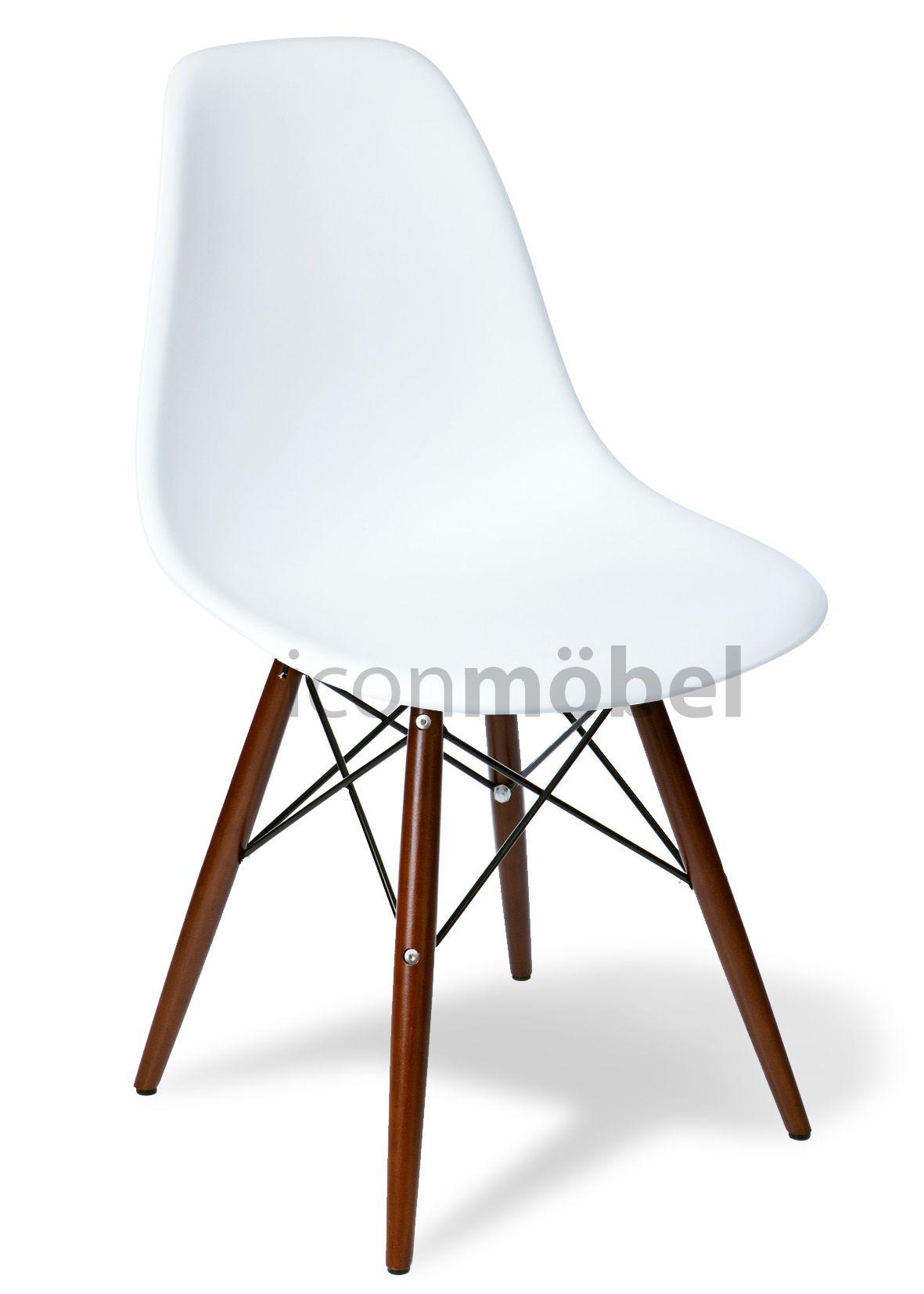 Stuhl Dsw Nuss Eames StyleIconmöbel Und Designermöbel 9YEIWDH2