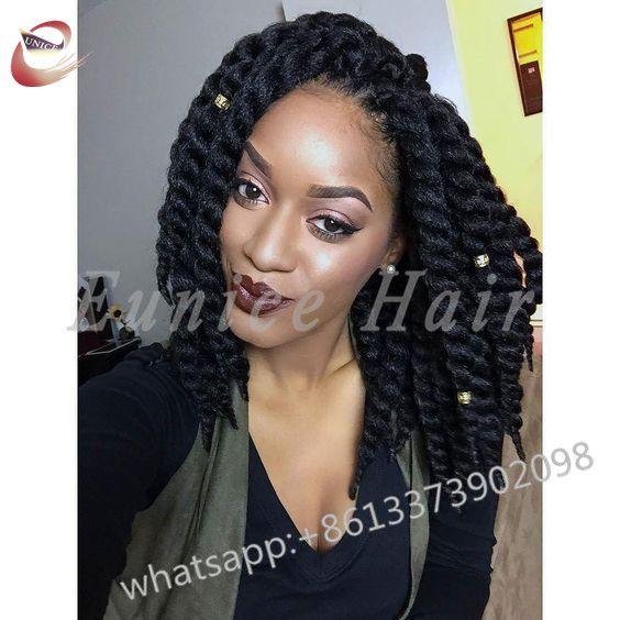 Fake African Hair Braiding Curly Crochet Great Lengths Hair