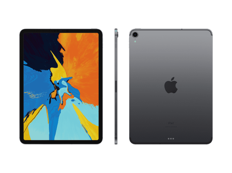 iPad Pro 11-inch (2018) 64GB WiFi – van €879 voor €749,95 - Techmania