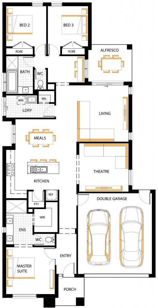 Illuka 22 Floor Plan Download Pinterest 집 계획 And 집