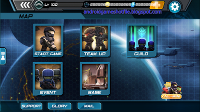 Call of Mini Infinity v2.6 Mod Apk (Unlimited Coins/Gems