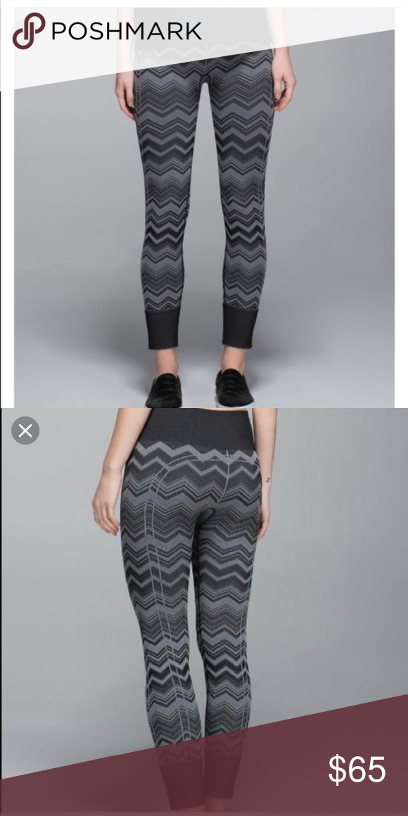 1e59bcada Lululemon ebb to street pants Excellent condition lululemon athletica Pants  Ankle   Cropped