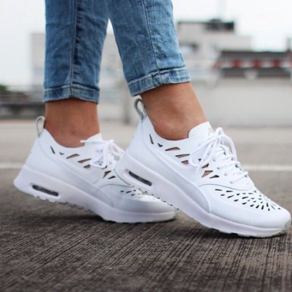 29a739fa2b Nike Air Max Thea Joli Nike Air Max Thea Joli. Super cute sneakers. Nike  Shoes Sneakers
