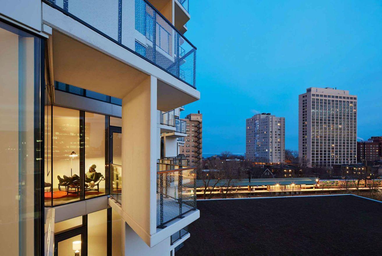 City Hyde Park Studio Gang Architects Arch2o Com Edificios Edificios De Apartamentos Apartamentos