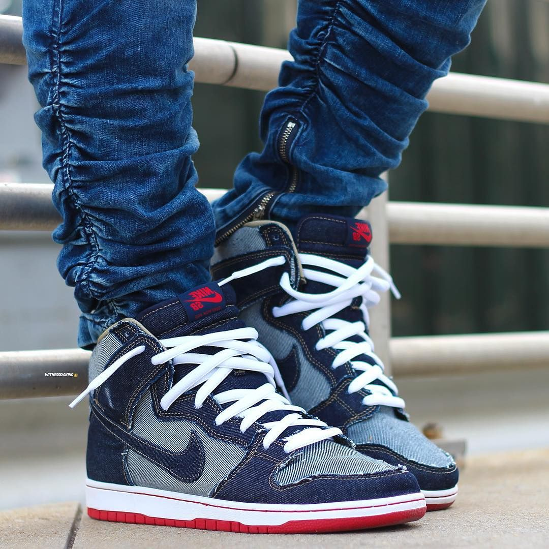 the best attitude 431d9 f9062 Nike SB Dunk High OG