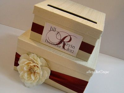 My first diy done card box pic included weddings do it card box pic included weddings do it yourself wedding forums weddingwire wedding diy pinterest craft wedding wedding and wed solutioingenieria Image collections