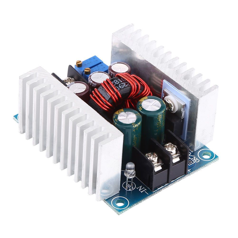 Mayitr Dc Step Down Converter 300w 20a Constant Current Adjustable Voltage Stepdown Schematic Stable