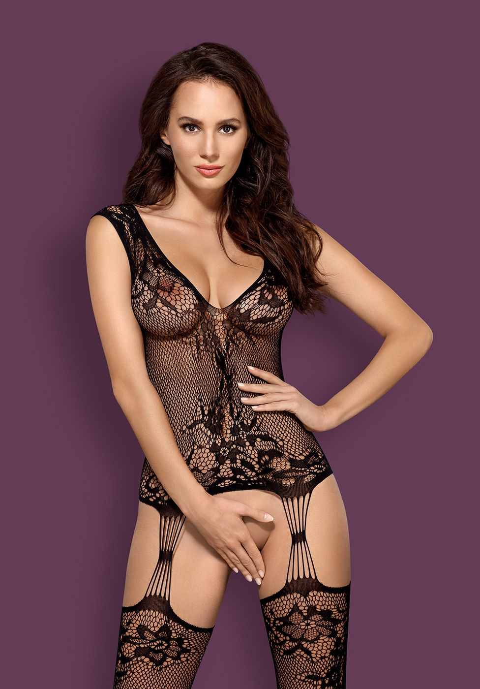 1b29ef875f108 Sexy bodystocking F221 | Obsessive SPICY Lingerie | Lingerie, Black ...