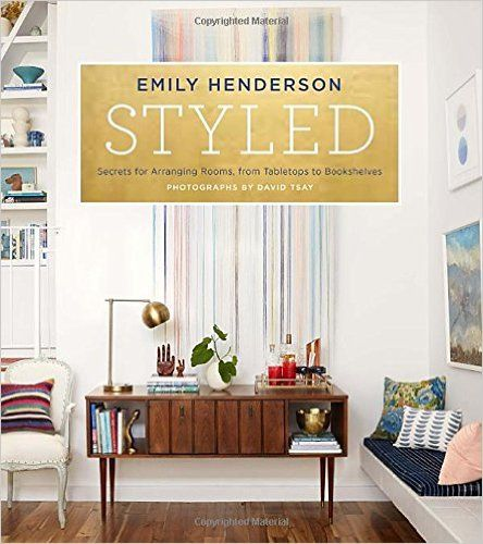 Interior Design Books Download Styled By Emily Henderson PDF EBook Kindle Link
