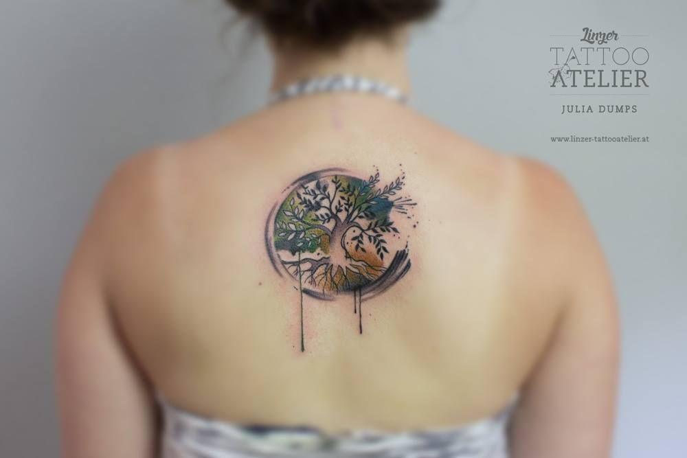 Árbol de la vida by Julia Dumps