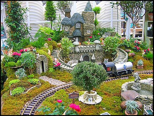Garden · Awesome Fairy Garden!