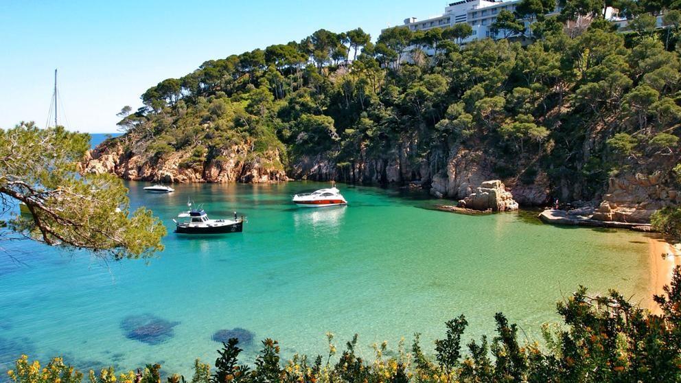 Mejores Calas De La Costa Brava Playas España Calas Costa Brava Mejores Playas España