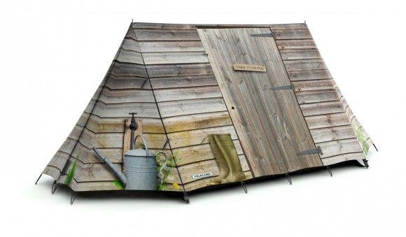 Designer Tents By Fieldcandy8