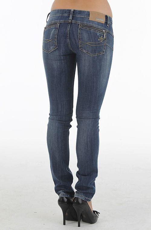 excepcional gama de estilos elige el más nuevo profesional mejor calificado Liu Jo Jeans Bottom Up Zip Pocket, Classic Wash | Pantaloni, Scarpe