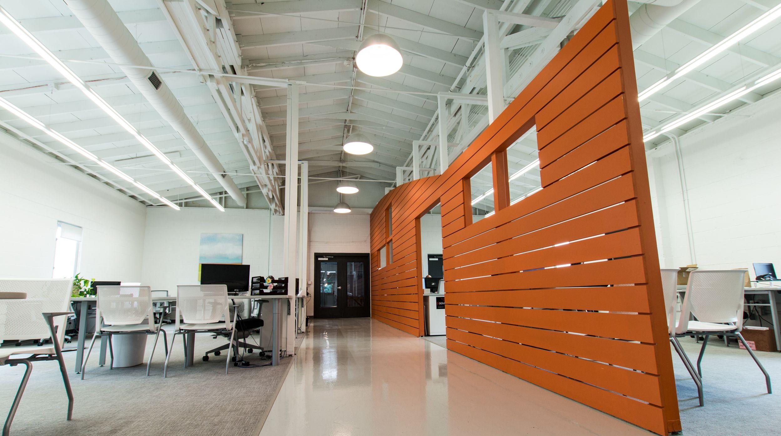 Solaire Portfolio Renovation Warehouse Remodel Marne Architecture Interior