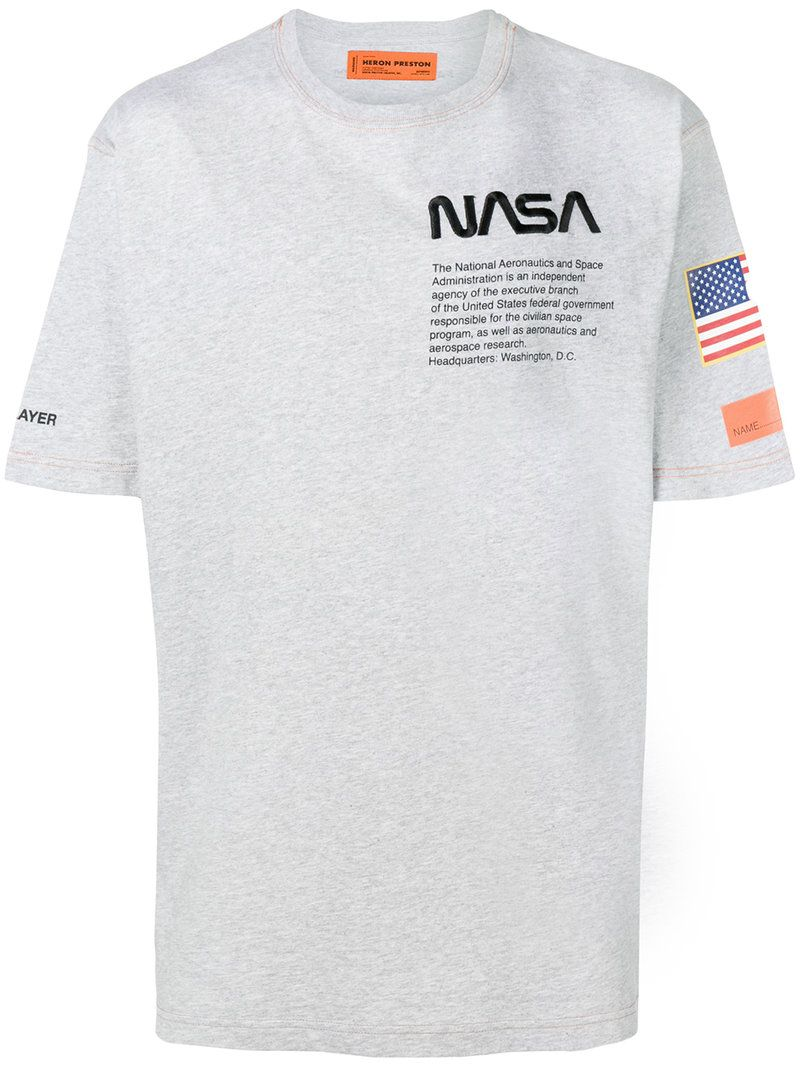7f58029e4d47 HERON PRESTON NASA T. #heronpreston #cloth # | Heron Preston in 2019 ...
