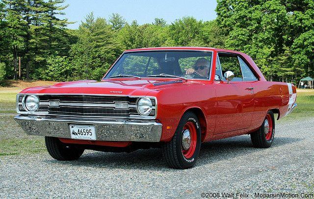 1969 Dodge Dart Dodge Dart Mopar Dodge