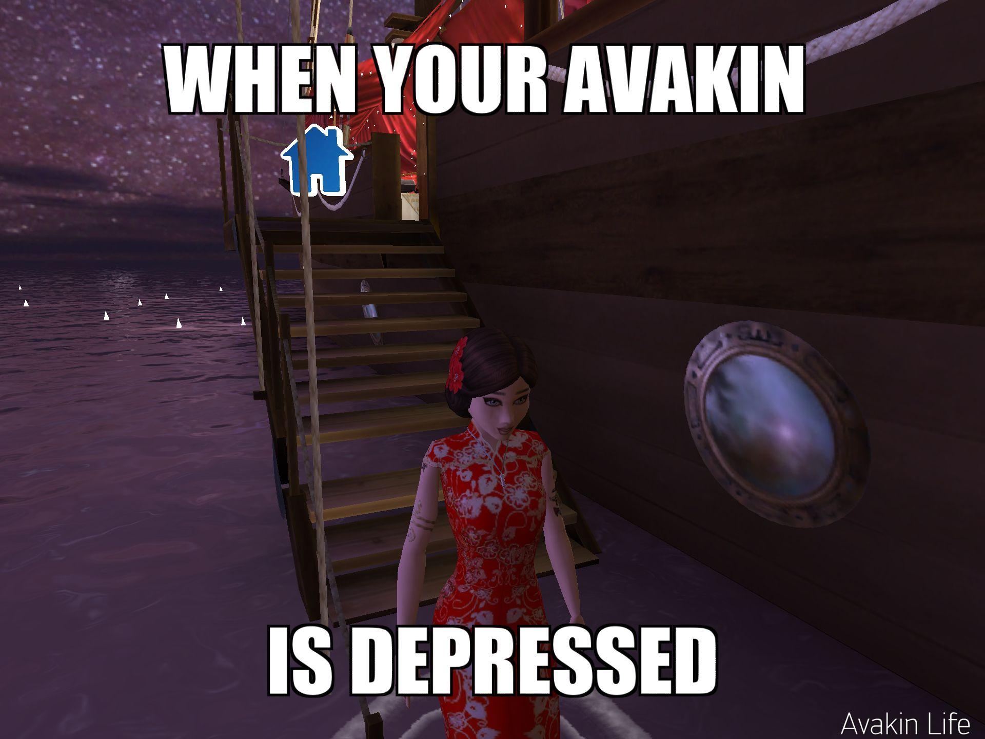 My Avakin Life Snapshot