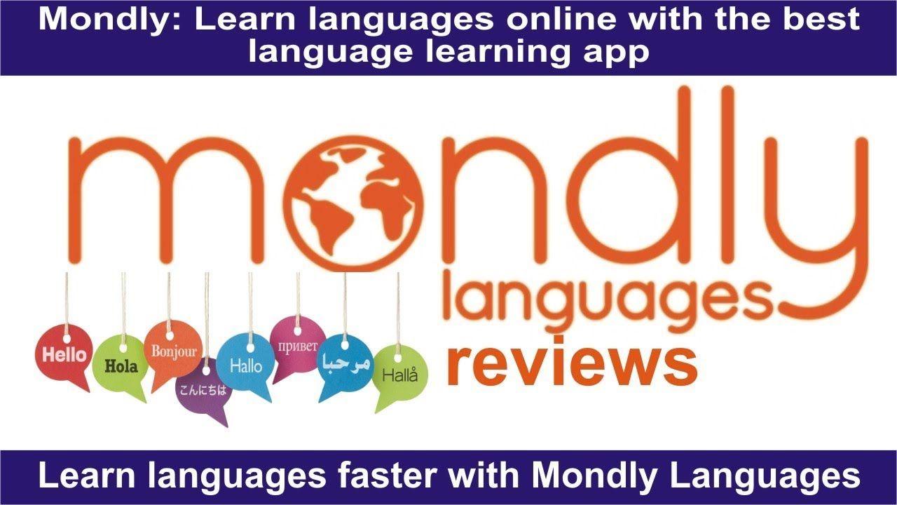 mondly languages reviews Language review, Language