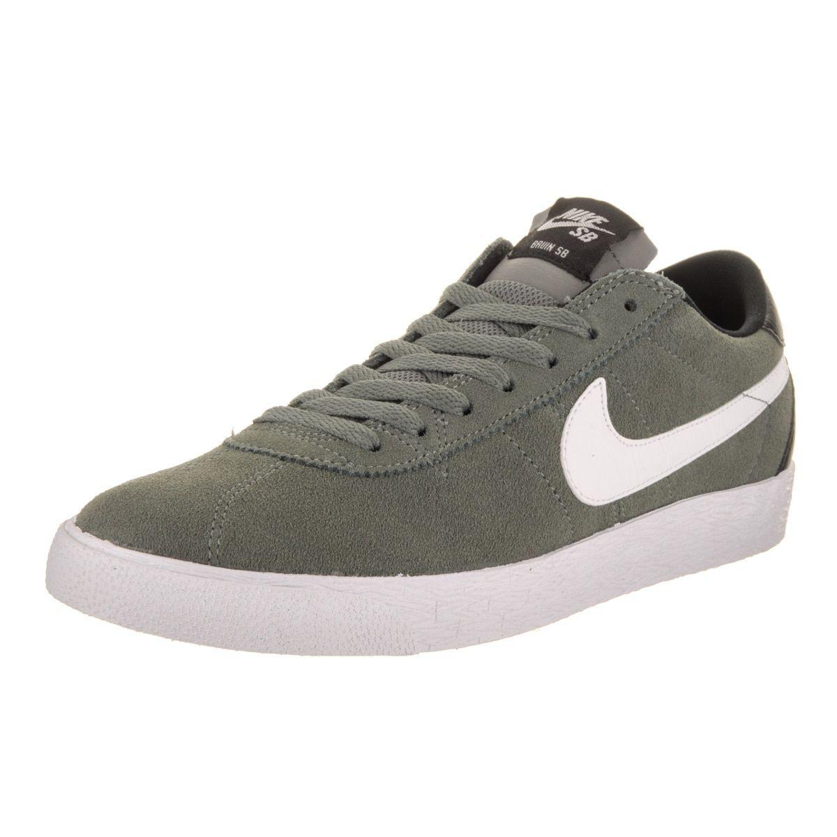 Zapatillas ultraligeras para skate Nike Sb Portmoire II, gris / blanco 10.5