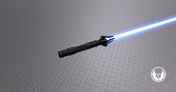 Adaptive Saber Parts Lightsaber I Have Constructed My Saber And The Crystal Is Deep Blue In 2020 Lightsaber Build Your Own Lightsaber Ceiling Lights