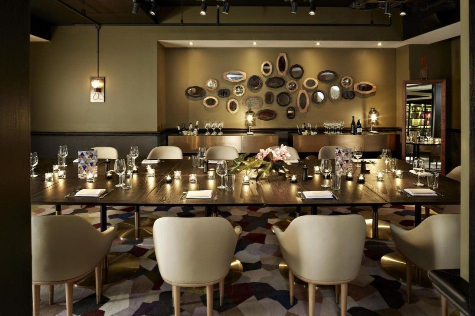Lifestyle  Qt Sydney Luxury Boutique Hotel  #luxuryfurniture Captivating Restaurant Dining Room Tables 2018