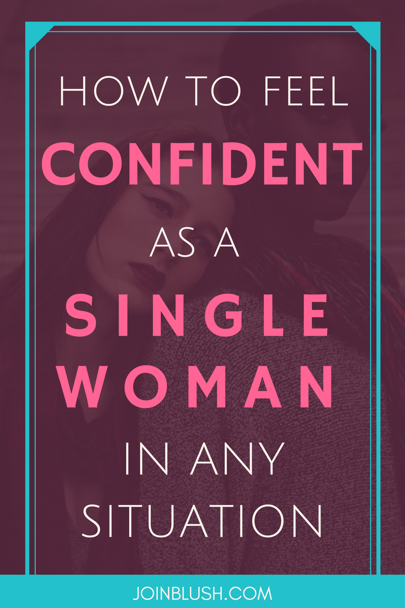 being a single woman