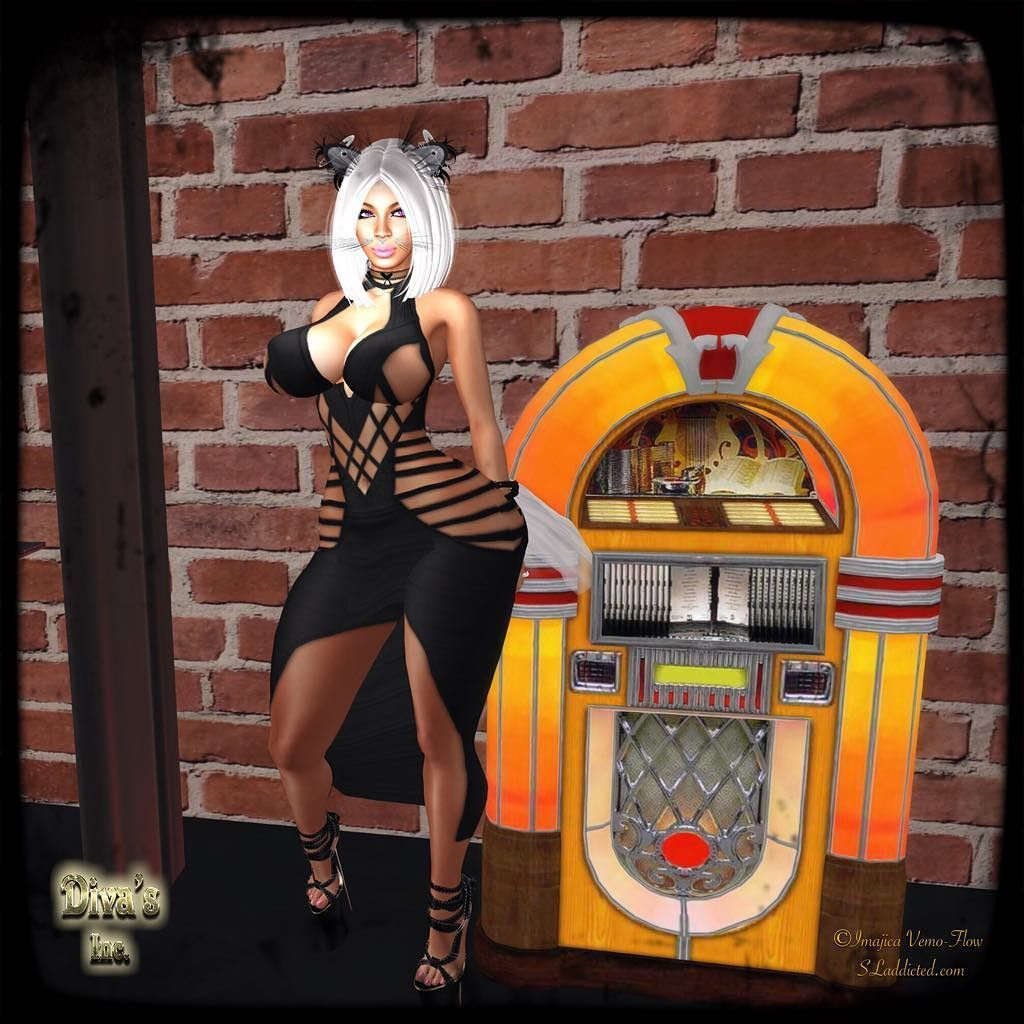 An awesome Virtual Reality pic! Another Dime in the Jukebox {214} #avi #avatar #avatars #boricua #blog #blogger #blogging #collared #fashion #fashionista #gamer #instagood #instadaily #imajica #imajicasgestures #jukebox #imajicasgspotgestures #neko #pixels #picoftheday #puertorican #sl #secondlife #secondlifers #submissive #secondlifefashion #virtual #virtualreality #virtualrealityworld Blog:: http://bit.ly/1PcJLc1 by imajicavemoflow check us out: http://bit.ly/1KyLetq