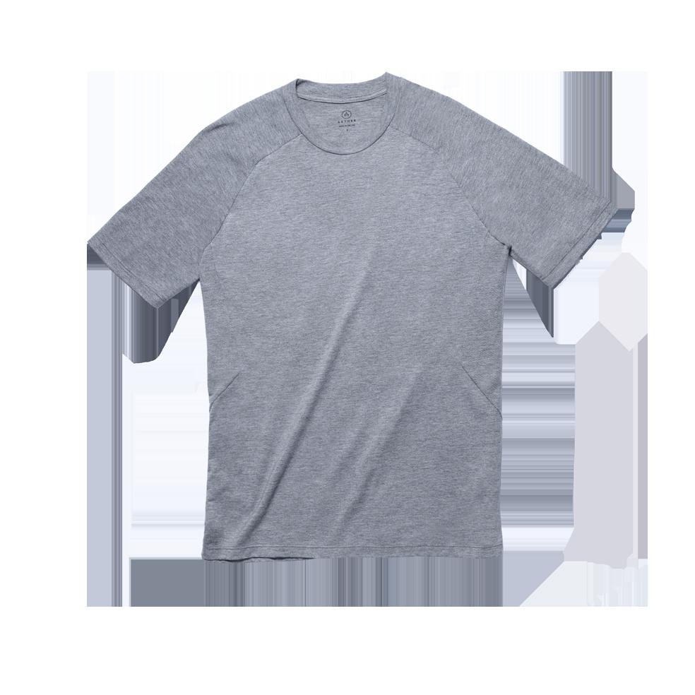 MOMENTUM S/S TEE Mens tops, Mens tshirts, White undershirt