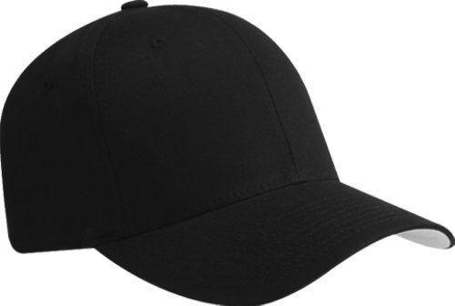 Flexfit V-Flexfit Cotton Twill Fitted Baseball Blank Plain Hat Original Cap 5001