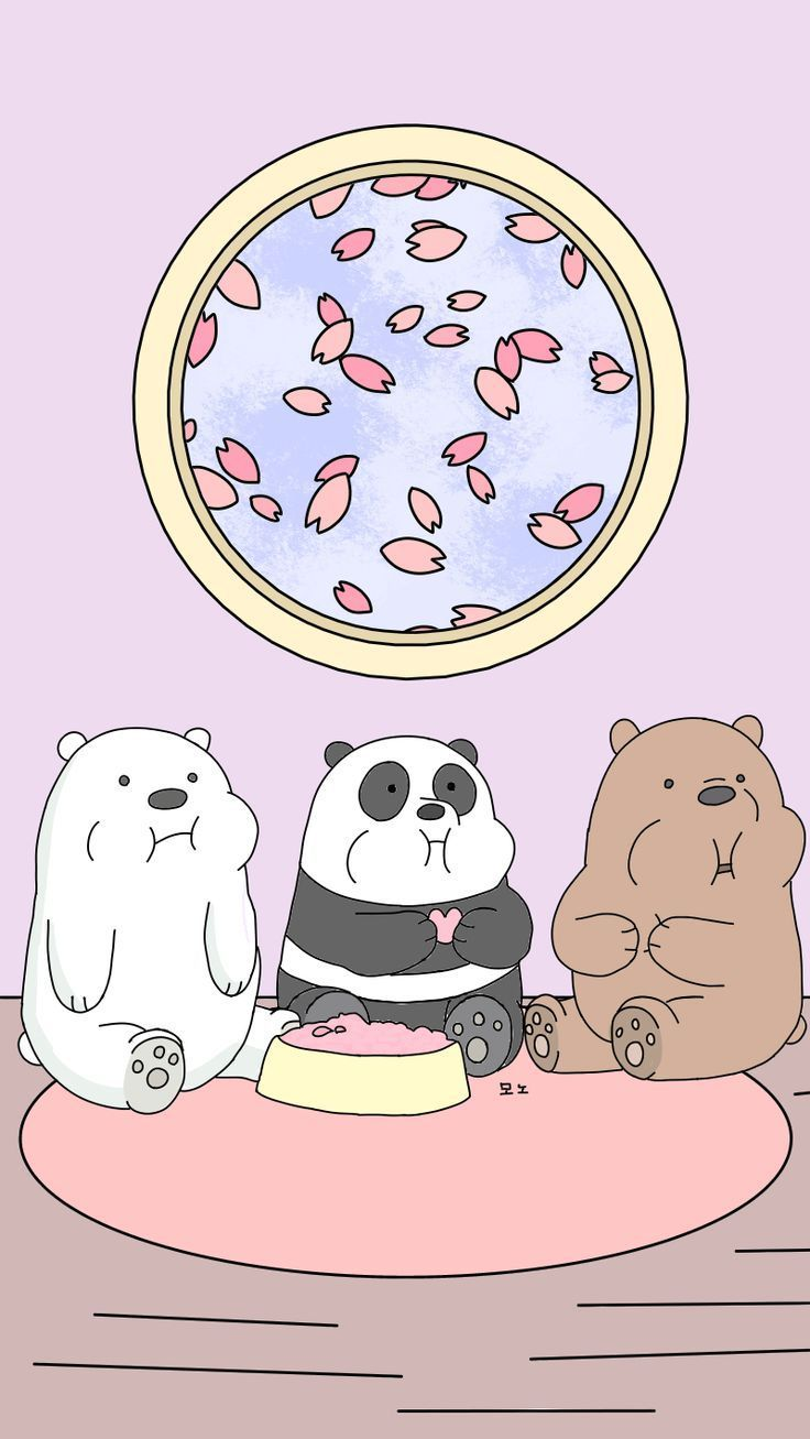 We Bare Bears Wallpaper, characters, games, baby bears episodes