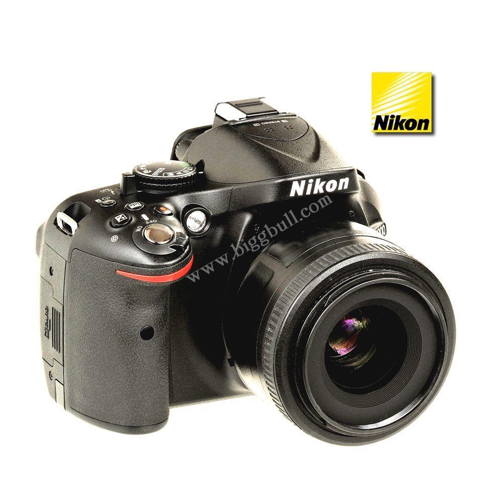 Buy Nikon D5200 With 18 55mm Lens Nikon D5200 Nikon Cmos Sensor