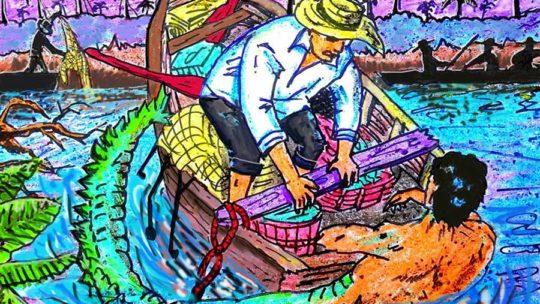 Perpiastral Com Pagina 4 De 4 Narraciones Del Realismo Magico Criatura Hombres Caiman