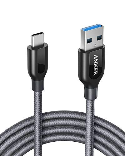 USB Type C Cable Anker Powerline USB C to USB 30 Cable 6ft High Durability for Sams