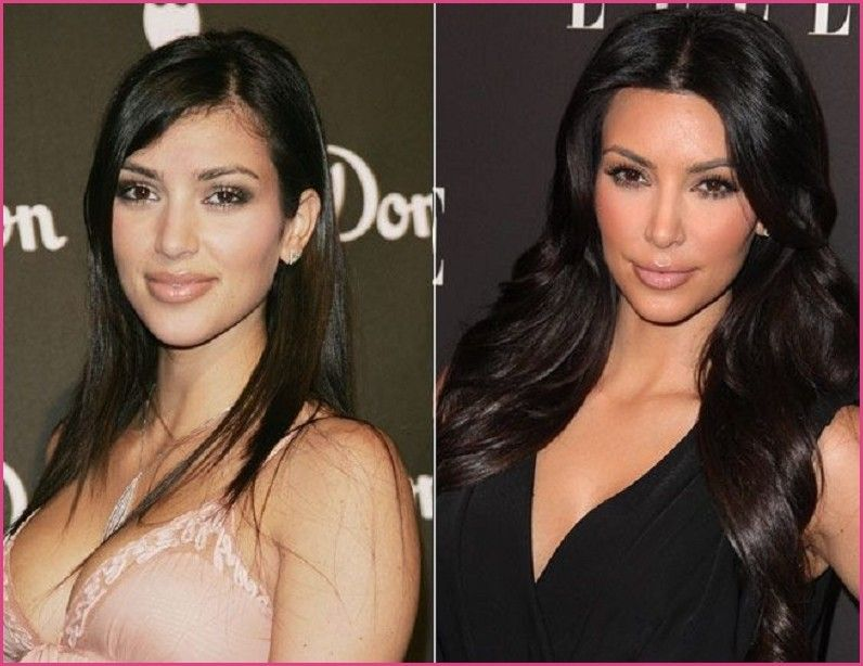 Keeping up with the faces how kim, khloe, kylie and the rest have changed since season one