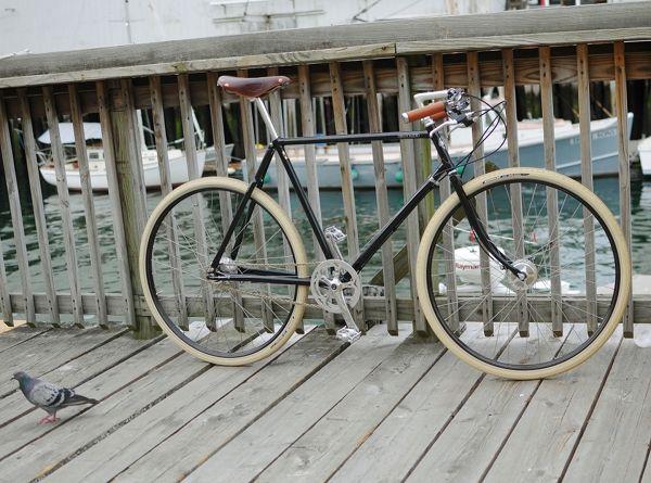 When Borrowing Bikes From Portland Velocipede I Had Thought The