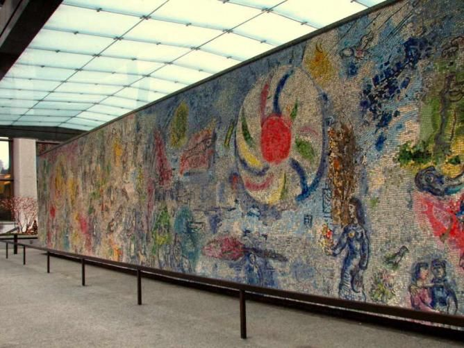 The 5 best places to see marc chagalls art