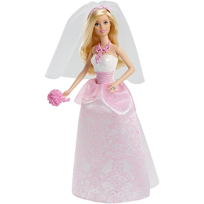 Barbie Bride Doll | CFF37 | Barbie #bridedolls