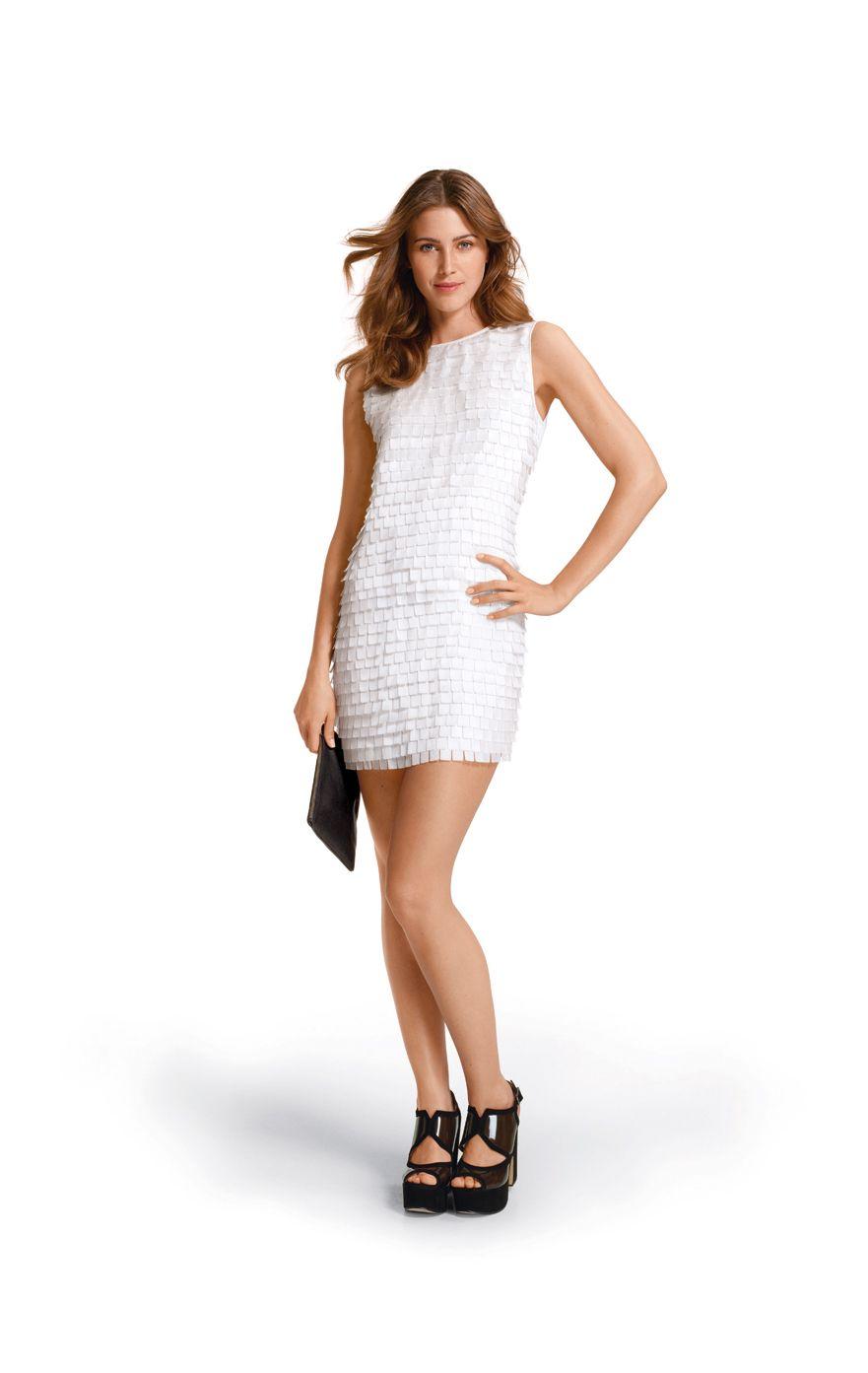 dressed in black & white. #style #blackwhite #dress #nivea