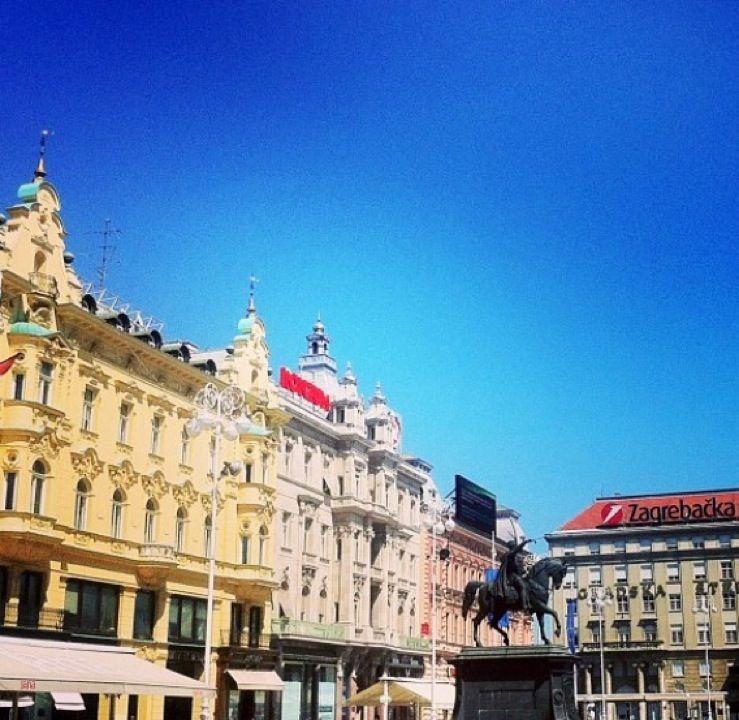Zagreb Grad Zagreb Zagreb Croatia Travel Abroad