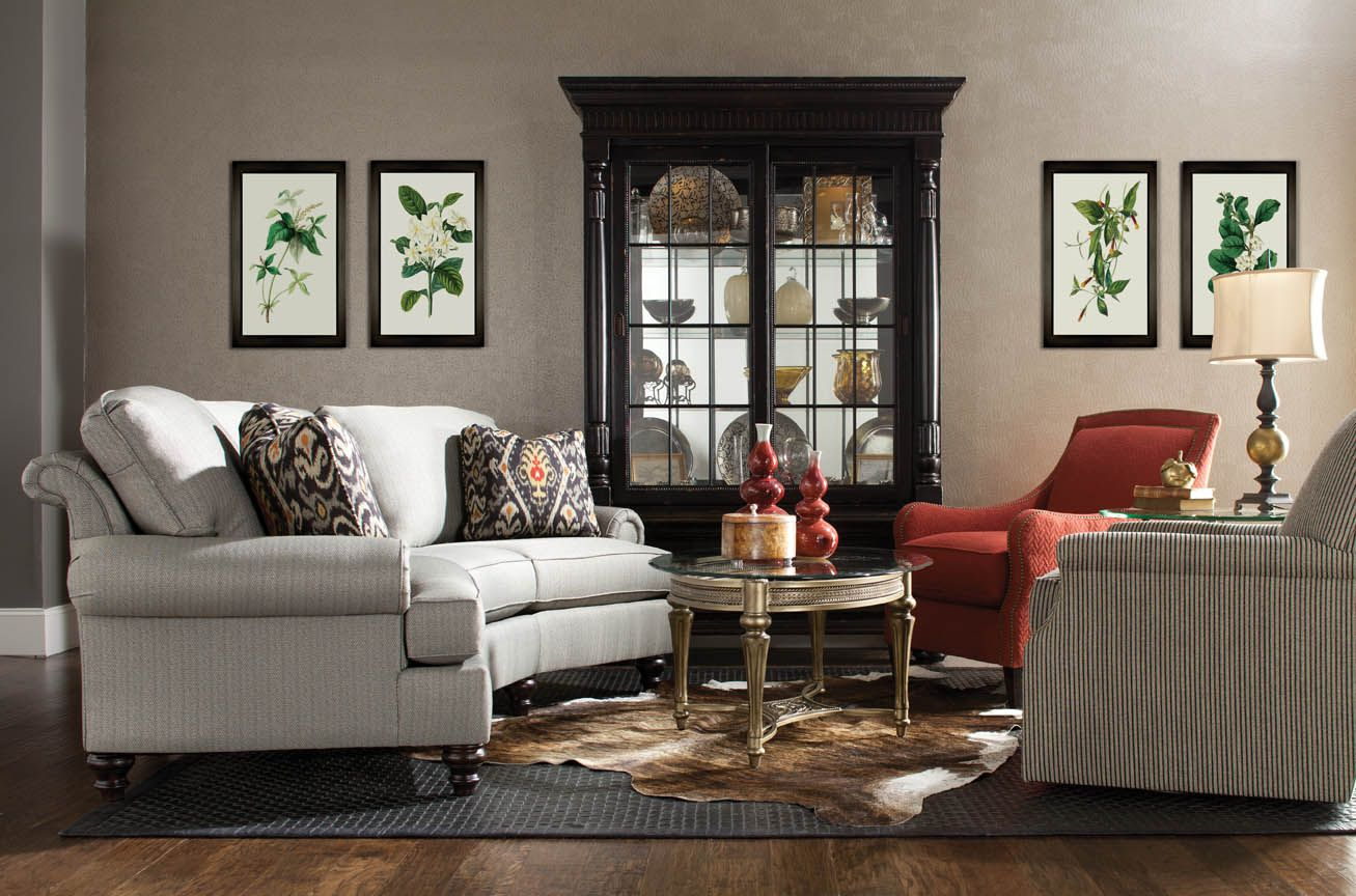 The Colbert Sofa Is Perfect For That Afternoon Conversation Break