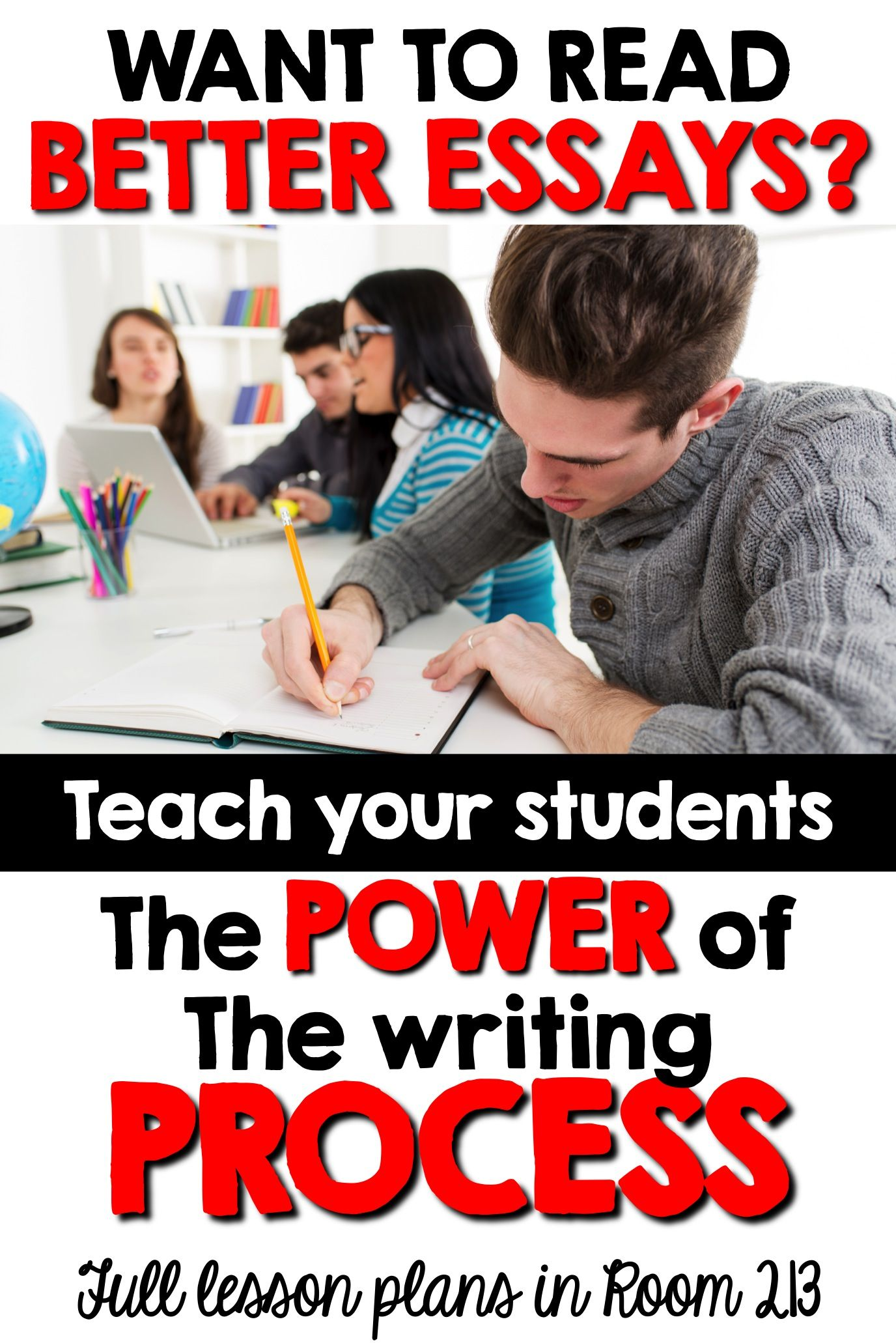 persuasive essay writing a journey through the process  writing  writing lessons for high school english that focus on the power of process  marking those essays will be much less painful when your students spend the  time