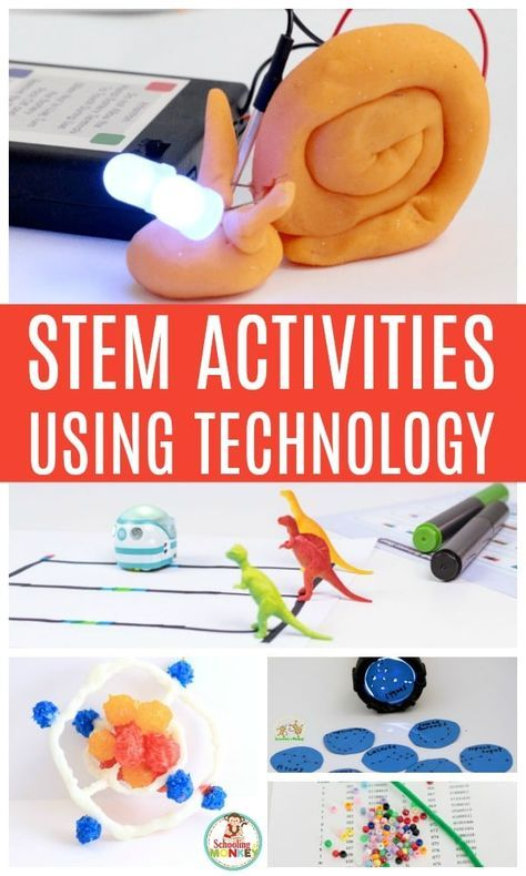 THE ULTIMATE LIST OF TECHNOLOGY ACTIVITIES FOR KIDS (With ...