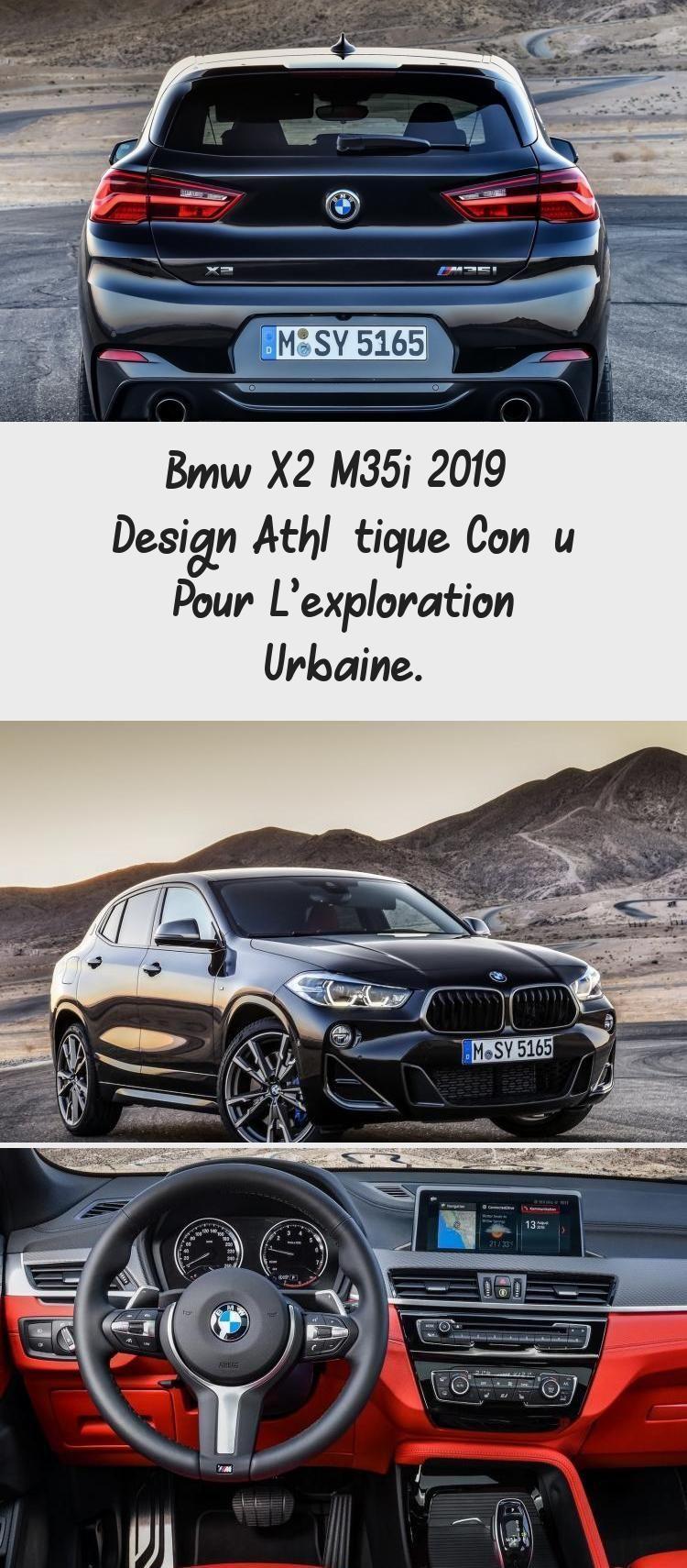 Bmw X2 M35i 2019 – Design Athlétique Conçu Pour L'exploration Urbaine. - Cars : La nouvelle X2 M35i 2019 : la rebelle de la famille BMW. BMW a présenté le crossover X2 M35i, avec le quatre cylindres le plus puissant jamais produit et conçu à Munich. #carsSketch #carsJeep #carsPelicula #carsForTeens #Smallcars #M35i #2019 #Design