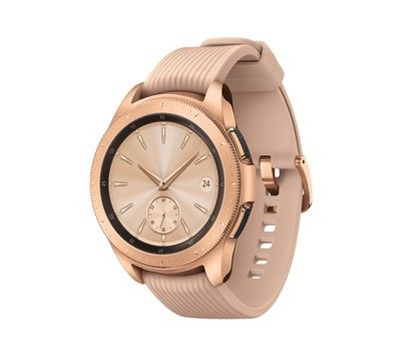 62126dd6b2e Samsung Galaxy Smartwatch 42mm - Rose Gold in 2019