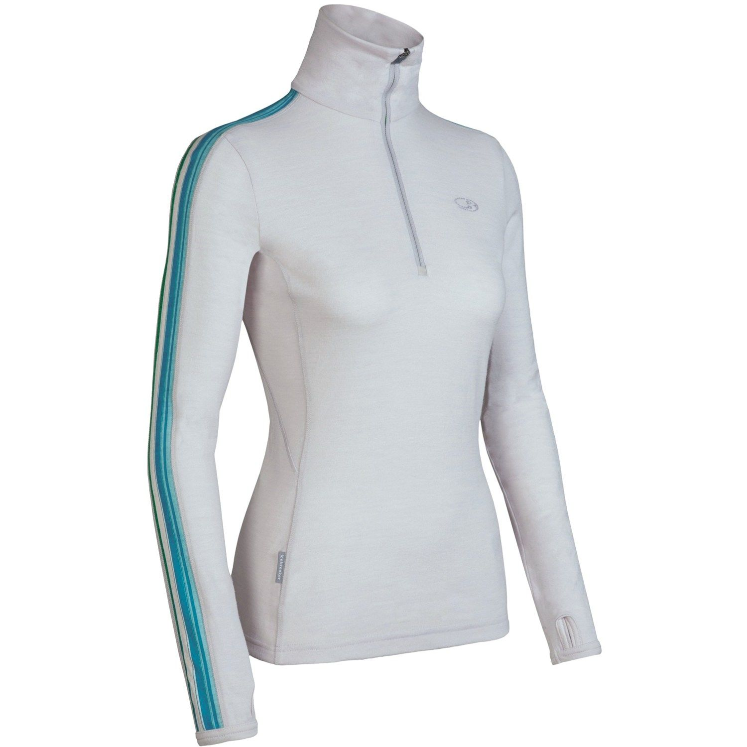 Icebreaker Bodyfit 260 Vertex Base Layer Top Merino Wool