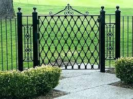 Decorative Iron Gate Google Search Gerbang Kebun Klasik Pagar