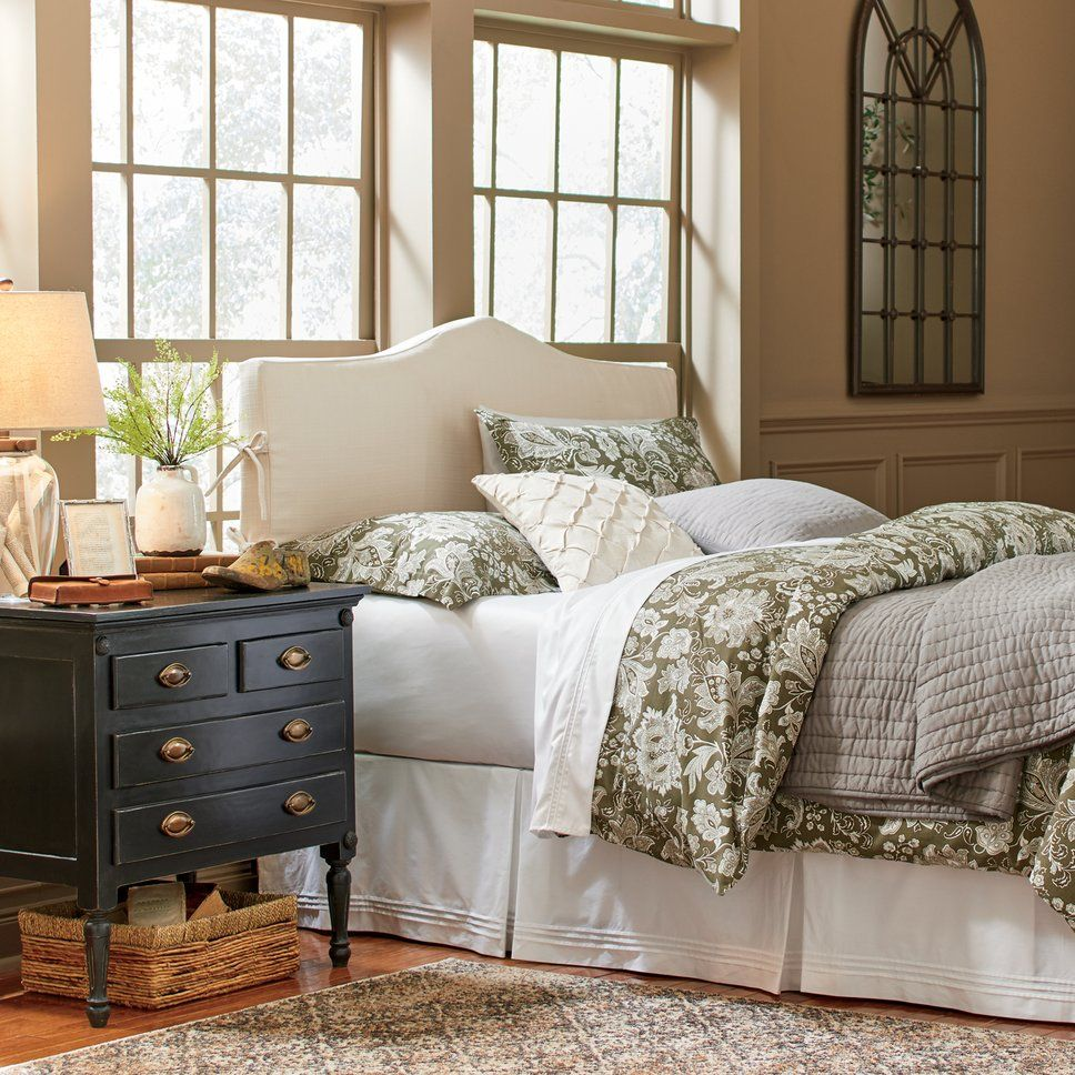 Cottage/Country Bedroom Design Photo by Birch Lane